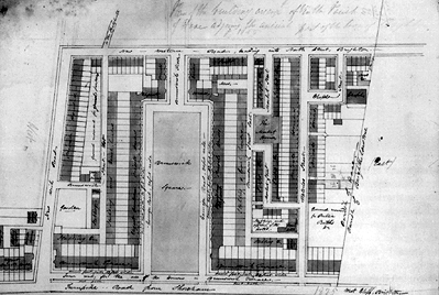 Brunswick Square plan