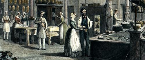servants the regency town house