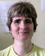 Photo of Ellen Scaife, volunteer