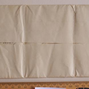 Bevan letter - 17 Aug 1831 - first unfold back