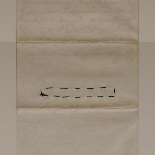 Bevan letter - 2 Dec 1856 - page four