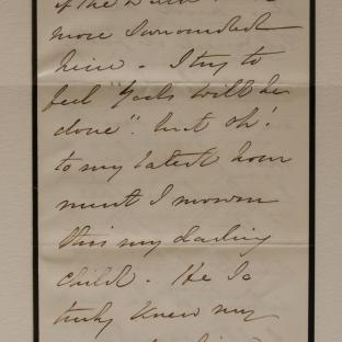 Bevan letter - 8 Dec 1856 - page five