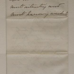 Bevan letter - 8 Dec 1856 - page nine