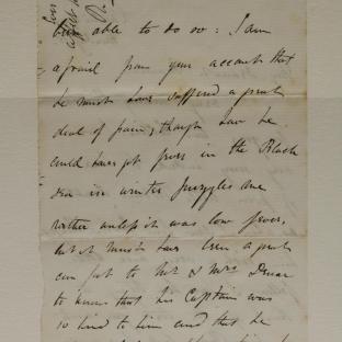 Bevan letter - 15 Dec 1856 - page two