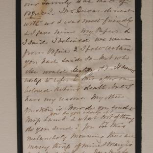 Bevan letter - 16 Dec 1856 - page six