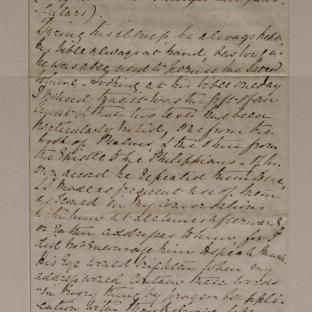 Bevan letter - 30 Dec 1856 - page four