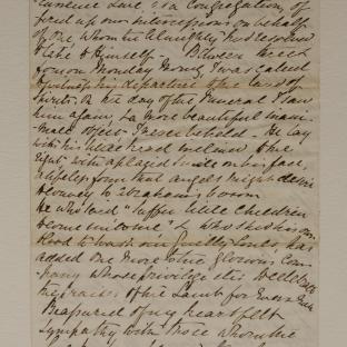 Bevan letter - 30 Dec 1856 - page five