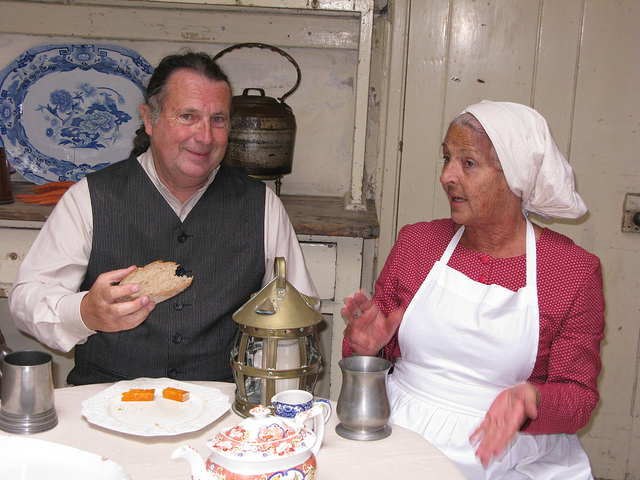 The coachman and the cook